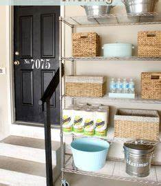 1000 images about for the home on pinterest white for Kitchen cabinets lowes with fleur papier crepon