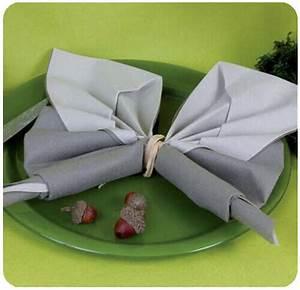 Pliage De Serviette Papillon : notice de montage du pliage de serviette papillon ~ Melissatoandfro.com Idées de Décoration
