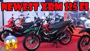 New Honda Xrm 125 Fi Launching   5 Boxes Ng Lansonessss
