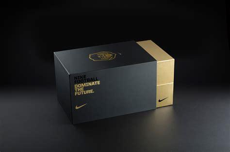 nike  opening packaging  behance