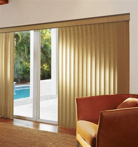 patio door vertical blinds home depot images about