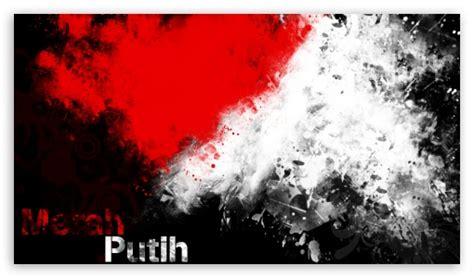 merah putih ultra hd desktop background wallpaper