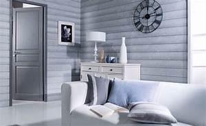 Peinture Pour Lambris : comment poser son lambris maison travaux ~ Melissatoandfro.com Idées de Décoration