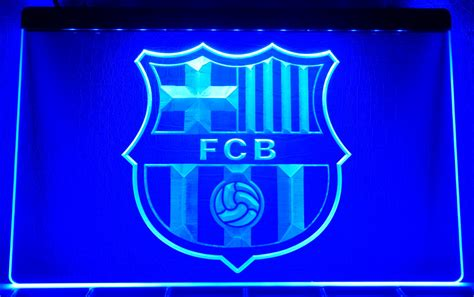 We link to the best barça sources from around the world. FCB (BARCELONA FOOTBALL VOETBAL CLUB) 3D LED VERLICHTING ...