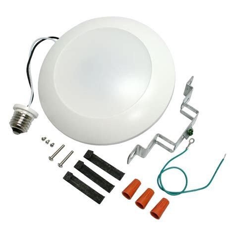 sylvania 73677 led ld 700 830 fl120 led recessed can