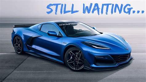 Will The 2020 C8 Corvette Ever Be Revealed???