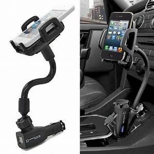 Attache Portable Voiture : support telephone voiture pour tableau de bord revia multiservices ~ Nature-et-papiers.com Idées de Décoration
