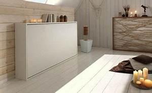 Lit Gain De Place : solution gain de place le lit rabattable junior ~ Premium-room.com Idées de Décoration