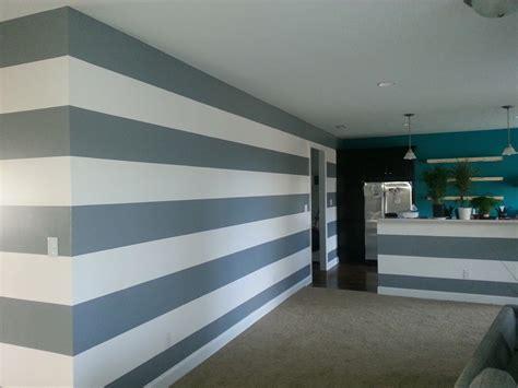 Wand Streichen Mit Streifen by Residential Commercial Interior Painting