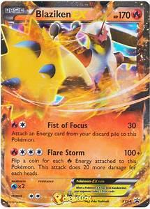 Blaziken EX - XY Promos #54 Pokemon Card