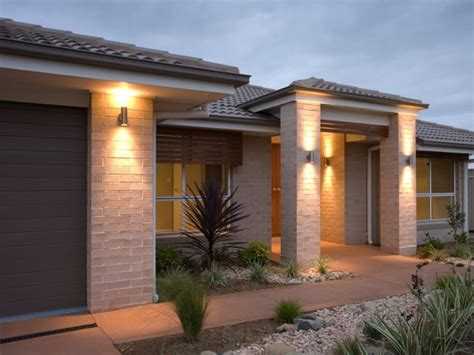 House Exterior Design Lighting Designs