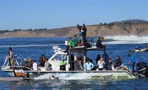 Maverick Boats Hat by 2012 Mavericks Surf Competition