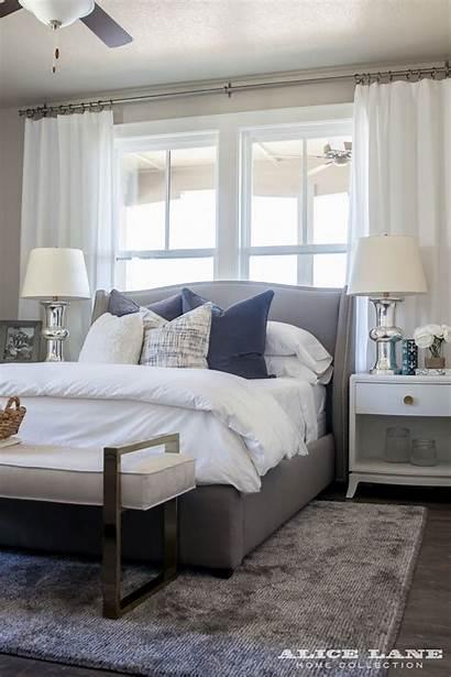 Bed Window Bedroom Put Master Decor Bench