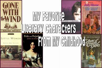 Literary Characters Favorite Six God Childhood