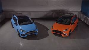 Ford Puts the Limited-Slip in Focus RS Limited Edition ...