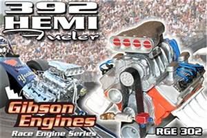 Hemi 392 Top Fuel Engine  1  25   Fs