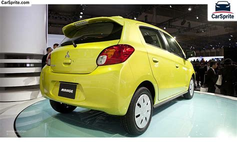 Mitsubishi Mirage 2017 Prices And Specifications In Qatar