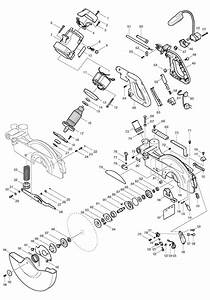 Makita Ls1214fl Parts List