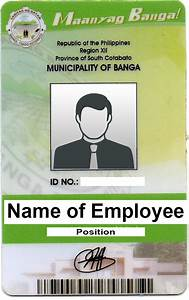 Arta Id And Employee Id Banga Prime Hrm