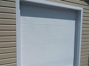 guide installation porte de garage dootdadoocom idees With installation porte garage