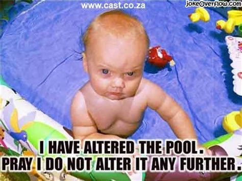 My Pool  Joke Overflow  Joke Archive