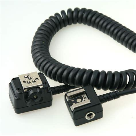 ttl flash remote cord for nikon sc 28