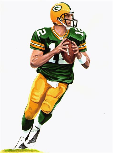 beauty babes aaron rodgers green bay packers  signed