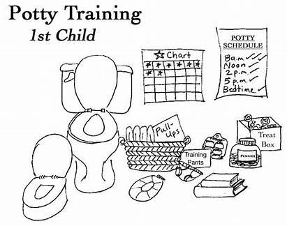 Potty Training Mommy Went