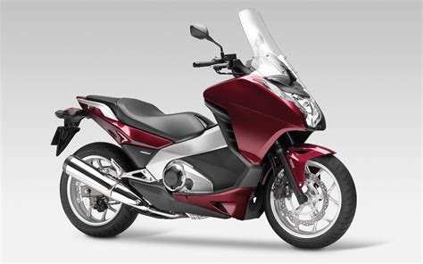 Integra Lives! New Honda Motorcycle/scooter Gets Old Car Name