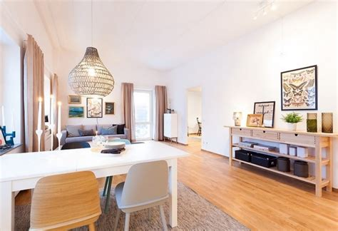 appartement  lambiance scandinave