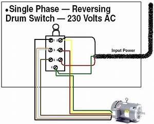 Salzer Drum Switch Wiring Diagram