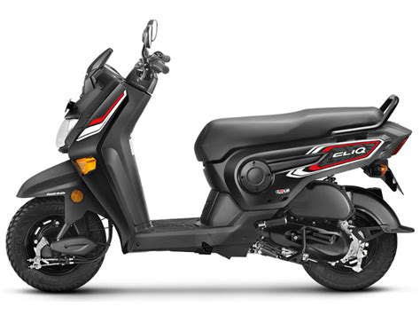 New Honda Cliq Scooter- All You Need To Know » Bikesmedia.in