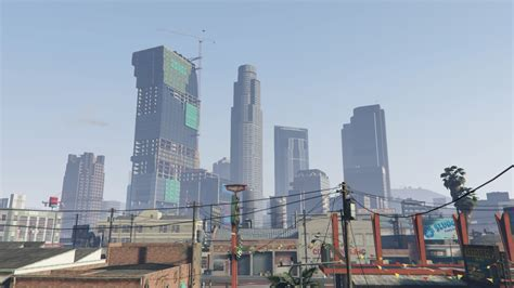 Grand Theft Auto V Wallpaper Los Santos And Los Angeles Ps4 Driving And Open World Games