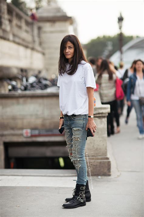 biker boot style style 101 how to wear your jeans with boots biker boots