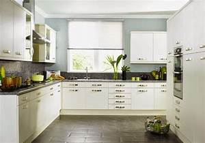 contrasting kitchen wall colors 15 cool color ideas With kitchen colors with white cabinets with wall art 3d wall panels