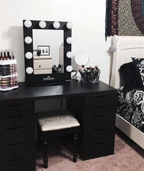 black vanity desk ikea best 25 black vanity desk ideas on pinterest black