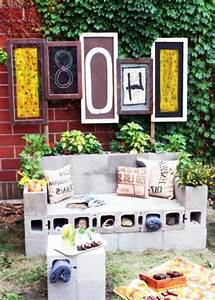 Gartenmöbel Selbst Bauen : balkonm bel selber bauen gartenm bel set aus recycelten materialien gartenm bel garten ~ Eleganceandgraceweddings.com Haus und Dekorationen