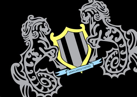 These newcastle united crest hangers, feature a club crest to either side for a great look. NUFC Crest | A redesign of the Newcastle United Crest ...