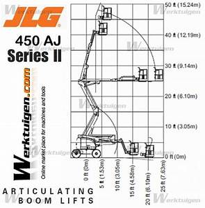 JLG 450AJ - JLG - Machinery Specifications - Machinery