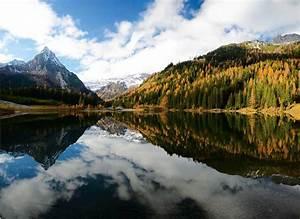 Wallpaper, Download, Bergsee, Alpen, U00f6sterreich