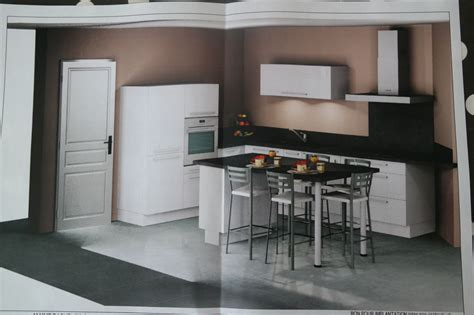 meuble cuisine cuisinella meuble frigo cuisinella