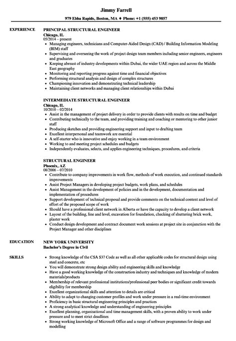 structural engineer job description structural engineer job description line chef cover letter