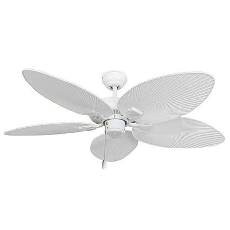 52 inch outdoor ceiling fan 52 inch cabo bay outdoor white ceiling fan bed bath beyond