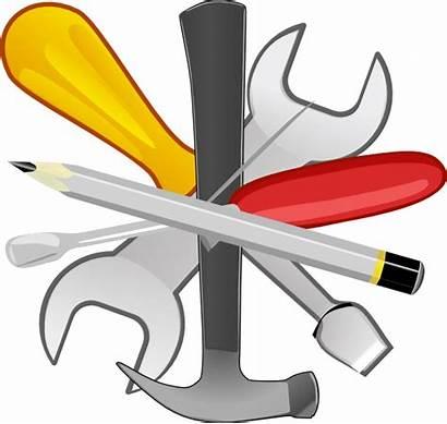 Tools Clipart Tool Clip Cartoon Transparent Architect