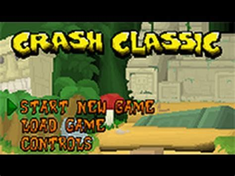 crash bandicoot fan game 39 crash classic 39 the crash bandicoot fan game doovi