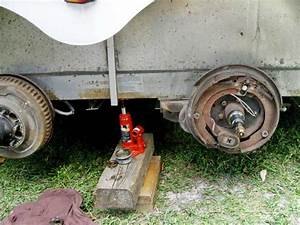 St Augustine  Electric Horse Trailer Brakes Repaired