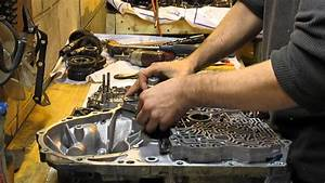 Assembly Of 2001 Honda Accord Automatic Transmission