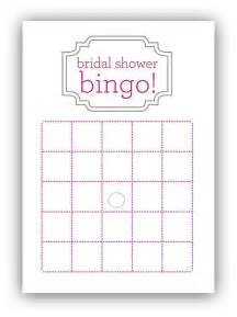 Kitchen Design Grid Template by Bridal Shower Bingo Card By Gracefully Made Designs On