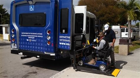 Transportation Service by Veterans Transportation Service Vts Health Benefits
