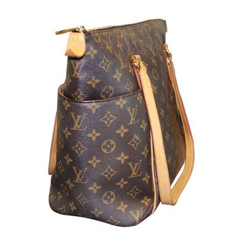louis vuitton monogram canvas totally mm shoulder bag handbag